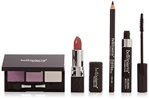 BellaPierre Cosmetics Travel Essentials Night violett, 2Nude