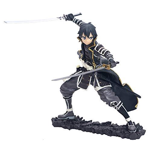 ALTcompluser Sword Art Online Action Figura – Kirigaya Kazuto Statua da collezione 14 cm, idea regalo