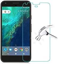 واقيات شاشة الهاتف - زجاج صلب ممتاز لجوجل بيكسل 2 3 3A 4 4A XL Lite 1 Pixel2 Pixel3 Pixel3Lite غشاء واقي الشاشة (بكسل 3A XL)