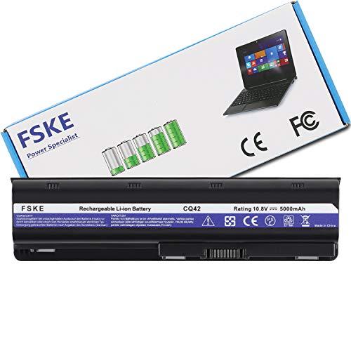 FSKE 593553-001 593554-001 CQ42 HSTNN-Q62C batería para HP G62 G72 DV6 DV7 CQ57 MU06 DM4 Envy 15 17 Notebook Battery, 10.8V 5000mAh 6 Celdas
