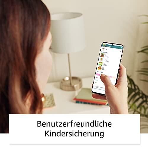 Eltern-Dashboard für Kinder-Tablet