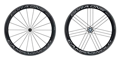 Campagnolo Unisex– Erwachsene Bora Ultra 51 Laufräder, schwarz, Einheitsgröße