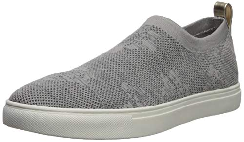 Kenneth Cole New York Korden Knit Low Top Sneaker, Grey, 8 M US