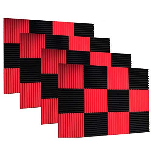 Paquete de 48 paneles de pared de espuma de...