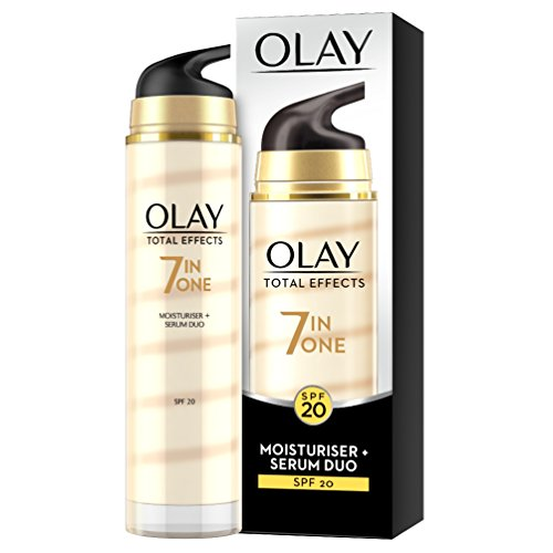 Olay Total Effects 7-in-1 Anti-Ageing Moisturiser + Serum...