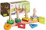 Jouéco–Puzzle Laberinto, 80024