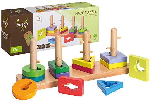 Jouéco Puzzle Labyrinthe, 80024