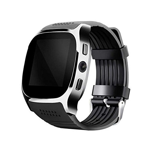 HUOQILIN Mode Smart Horloge Draadloze Bluetooth Photo Card Bel Facebook Whatsapp Muziek Tafel Hartslag Bloeddruk Bloed Zuurstof Monitoring