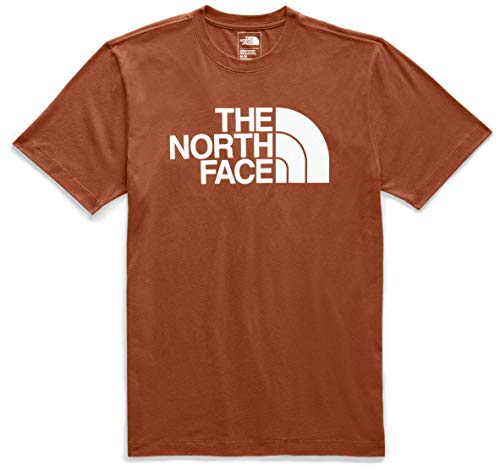 The North Face Men's Short Sleeve Half Dome Tee, Picante Red, M