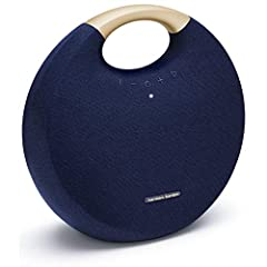 WIRELESS BLUETOOTH STREAMING Stream music wirelessly via Bluetooth to enjoy room-filling sound. Connect up to 2 smart devices at the same time and take turns playing music. 8 HOURS OF PLAYTIME The rechargeable battery supports up to 8 hours of playti...