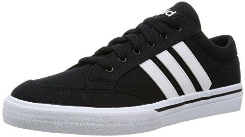 adidas GVP, Zapatillas de Deporte Hombre, Negro (Negbas/Ftwbla / Gum1), 45 1/3