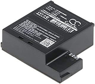 Replacement Battery for VEHO MUVI K2 MUVI K1 VCC-006-K1 VCC-006-K2NPNG VCC-006-K2S