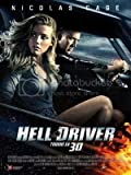 Drive Angry - Nicolas CAGE - French – Wall Poster Print
