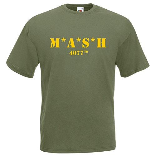 M.A.S.H - M*A*S*H - T-Shirt, Gr. XL
