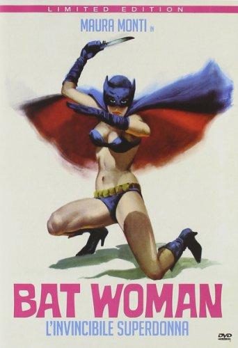 Bat woman - L'nvincibile superdonna(limited edition)