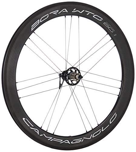 Campagnolo Unisex - Adulto Bora OMC 60 Biciclette, Nero, Taglia Unica