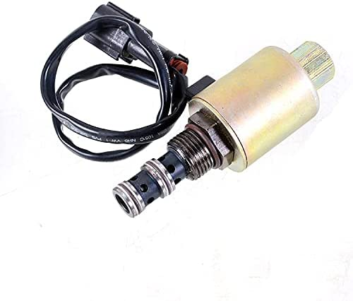 6D95 Max Limited time sale 72% OFF Engine Solenoid Valve 20Y-60-11713 Komatsu PC200-5 for Exca