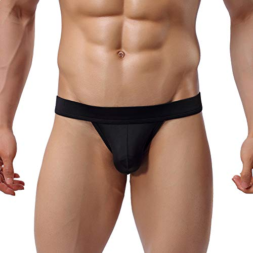 Summer Code Ropa Interior Sexy para Hombre Calzoncillos Cortos Braguita Ropa Interior