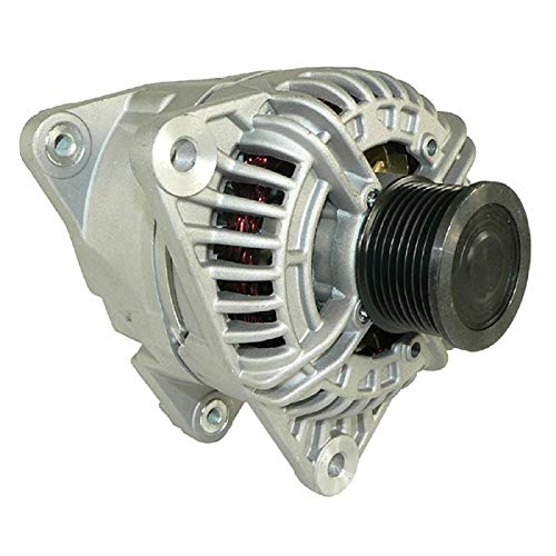 DB Electrical ABO0255 New Alternator For Dodge 5.9L 5.9 Ram Pickup Truck 06 07 08 2006 2007 2008 136 Amp 04801475AA 04801475AB 4801475AA 4801475AB 0-124-525-105 0-124-525-154 11235 400-24133
