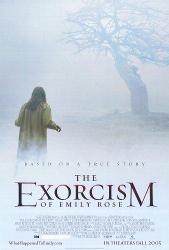 The Exorcism of Emily Rose Movie Poster (27 x 40 Inches - 69cm x 102cm) (2005) -(Laura Linney)(Shohreh Aghdashloo)(JR Bourne)(Jennifer Carpenter)(Joshua Close)(Aaron Douglas)