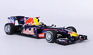 Red Bull Renault RB6, No.5, S.Vettel, GP Brasil , 2010, Model Car, Ready-made, Minichamps 1:43