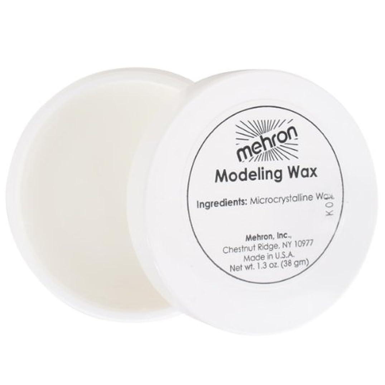 アクチュエータに対応する突撃(3 Pack) mehron Modeling Wax (並行輸入品)
