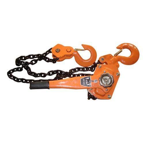 ATE Pro. USA 93483 6 Ton Chain Come-Along Hoist Leveler, 21.65' Height, 9.06' Width, 9.06' Length