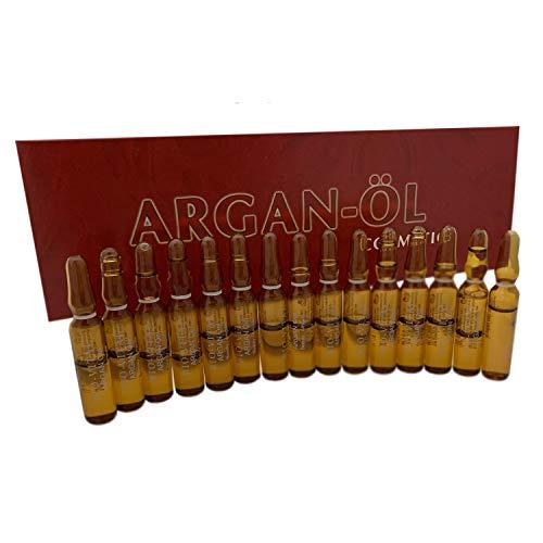 15 x 1,5 ml BIO-VITAL Arganöl Ampullen für Dekolleté, Hals & Gesicht Anti-Aging
