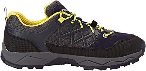 Salewa MS Ultra Flex Mid Gore-TEX, Chaussures de trail running Homme, Vert (Cactus/Fluo Orange), 47 EU