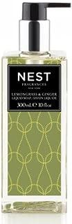 NEST Fragrances Liquid Hand Soap- Lemongrass and Ginger, 300ml