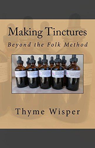 Making Tinctures: Beyond the Folk Method