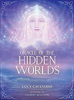 オラクル オブ ザ ヒドゥン ワールド Oracle of the Hidden Worlds 占い オラクルカード カード 英語のみ