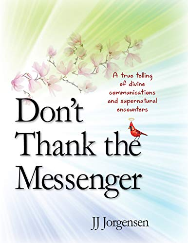 DON'T THANK THE MESSENGER: A true telling of divine communications and supernatural encounters
