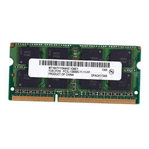 Beauneo DDR3 SO-DIMM DDR3L DDR3 1,5 V Speicher RAM für Laptop Notebook (8 GB / 1600)