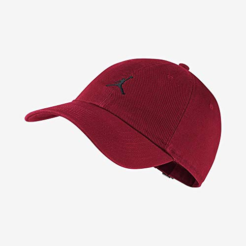 Jordan H86 Jumpman Floppy Gorra, Unisex Adulto, Gym Red/(Black), MISC