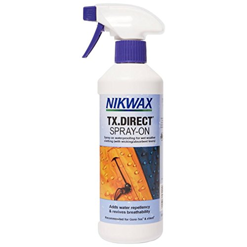 Nikwax Bkl-impraegnierung TX-Direct Spray, transparent, 500 ml, 300120000