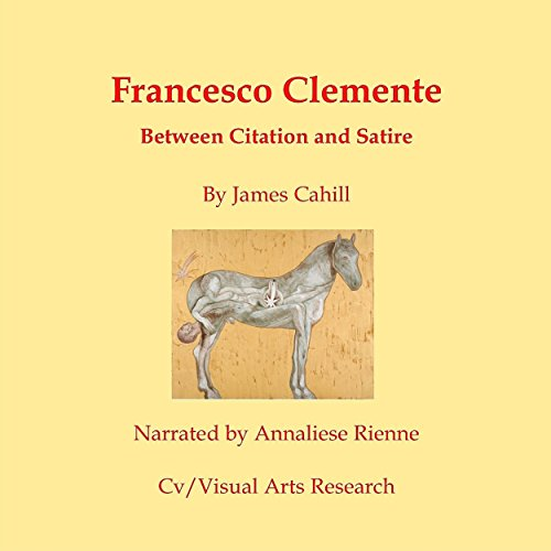 Francesco Clemente audiobook cover art