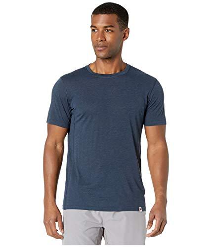 FJALLRAVEN High Coast Lite T-Shirt M Tricot Homme, Bleu Marine, L