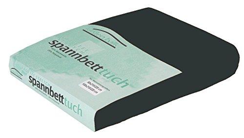 Bedden Ruepp Kirsten Balk Q2 Exclusief badstof hoeslaken (waterbedden hoeslaken) 90x200 tot 100x200 cm 80% katoen + 20% polyamide super zacht oppervlak