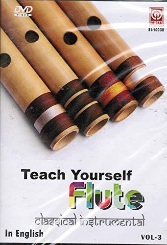 Teach Yourself Flute- Classical Instrumental Vol.3 (Brand New Single Disc Dvd, English Language)