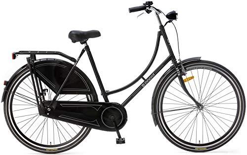 Unbekannt 28 Zoll Damen Hollandrad Popal OM28BASIC ohne Schaltung, Rahmengröße:50cm