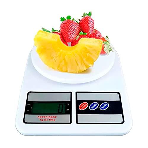 Balança Digital de Cozinha SF-400 Alta Precisão Eletrônica 1g até 10kg