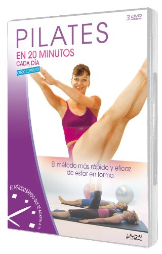 Pilates: 20 minutos cada día [DVD]