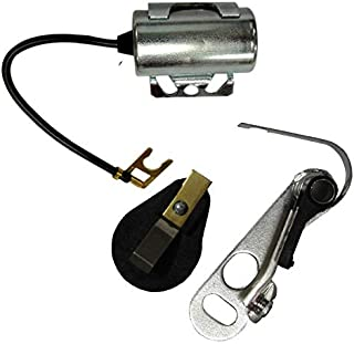 Ign Kit (Inc. Points Condensor Rotor) For Massey Ferguson -839012M91