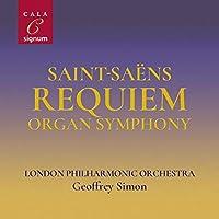 Saint-Saens: Requiem/Orga