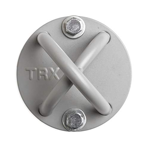 TRX Training - Grauer X-Mount - Ankerpunkt - Fast überall installieren - Langlebig und diskret