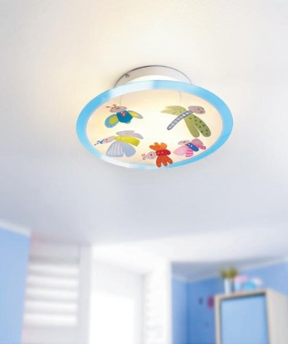 HABA 7582 Deckenlampe.Fr�hlingsfalter