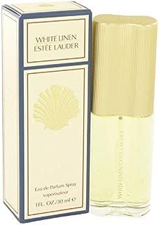 White Linen by Estee Lauder Eau De Parfum Spray 1.0 oz for Women