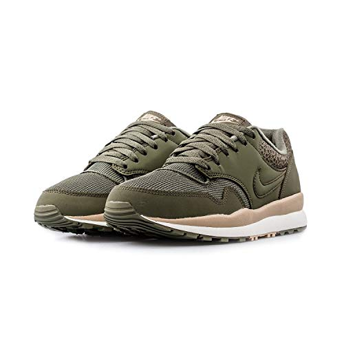 Nike Air Safari, Zapatillas de Running para Hombre, Multicolor (Medium Olive/Medium Olive/Desert/Sail 201), 41 EU
