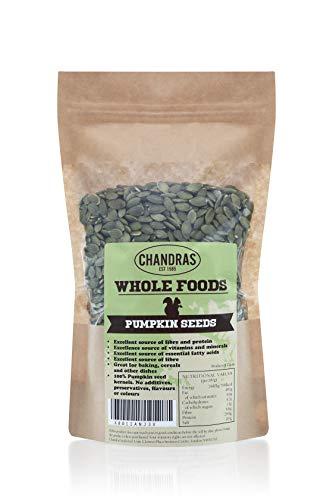 Chandra Aliments Complets - Graines de Courge